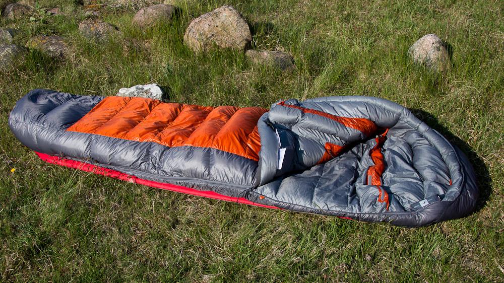 buy online 47217 cb2ec Ausrüstung Schlafsack: Exped Lite 900